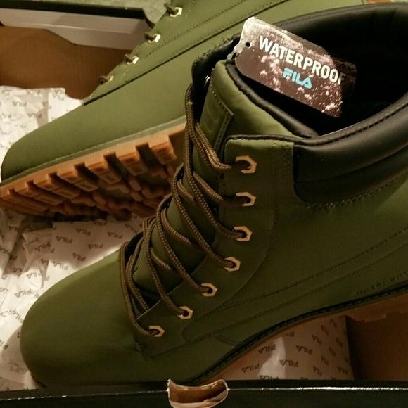 fila green boots \u003e Clearance shop